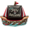 "36"" Jolly Pirate Ship Birthday Balloon product link"
