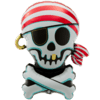 "29"" Jolly Roger Balloon product link"