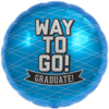Way To Go Grad - Blue product link