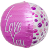 "I Love You Kisses Sphere 17"" product link"