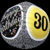 30th Birthday Milestone Sphere product link