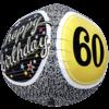 60th Birthday Milestone Sphere product link