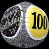 100th Birthday Milestone Sphere product link