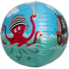 "17"" Pirate Sphere Foil Balloon product link"