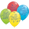 "25 x 11"" Spongebob Birthday Latex Balloons product link"