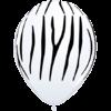 "11"" Zebra & TIger Stripes Latex x 50 product link"