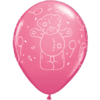 "25 x 11"" Tatty Teddy Latex Balloons product link"