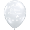 Christening & Religious Occasions Latex Balloons overview