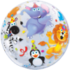 Party Animals Single Bubble Balloon product link