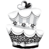 "42"" Fun and Fabulous Wedding Cake Foil Balloo product link"