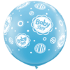 3FT Blue Baby Boy Dots Latex x 2 product link