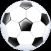 "22"" Soccer Ball Single Bubble Balloon product link"