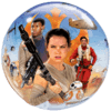 "22"" Star Wars: The Force Awakens Bubble Ballo product link"