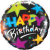 Birthday Brilliant Stars Black product link