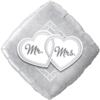 Mr & Mrs Entwined Hearts product link