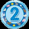 2nd Birthday Farm Animal Fun  product link