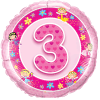 3rd Birthday Pink Fairies  product link