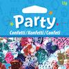 Confetti - Multi-Coloured Happy Birthday