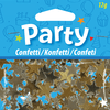 Confetti - Gold & Silver Stars