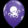 "11"" Tropical Fun Sea Creatures Latex x 25 product link"
