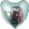 "18"" Follow Your Heart Balloon overview"