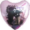"""18"""" For My Valentine Balloon overview"""