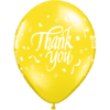 Thank You Latex Balloons overview
