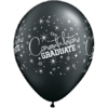 Graduation Latex Balloons overview