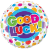 GOOD LUCK COLORFUL DOTS product link