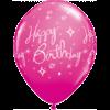 "11"" Wild Berry Bday Elegant Sparkles & Swirls product link"