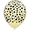"11"" Ivory Silk Cheetah Spots x 25 product link"