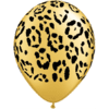 "11"" Gold Leopard Spots Latex x 25 product link"