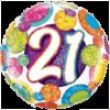 21st Birthday overview