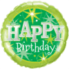 BDAY GREEN SPARKLE product link