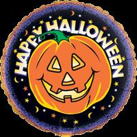 "18"" Halloween Pumpkin Balloon"
