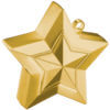 Gold 3D Star Weight product link