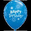 "11"" Birthday Sparkle Blue Assortment x 25 product link"