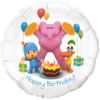 "18"" Pocoyo & Friends Bday Foil Balloon product link"
