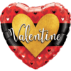 Valentine Burnished Heart Gold product link