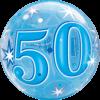 50 Blue Starburst Sparkle product link