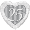 Happy 25th Damask Heart product link