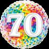 70 Rainbow Confetti product link