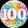 100 Rainbow Confetti product link