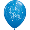 New Baby & Baby Shower Latex Balloons overview