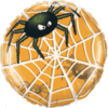 "18"" Halloween Spider Balloon overview"