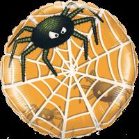 """18"""" Halloween Spider Balloon"""