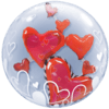 Valentines Day Bubble Balloons overview