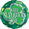 Happy St Patrick's Shamrock product link