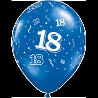 """11"""" 18th Sapphire Blue x 25"""