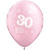 """11"""" 30-A-Round Pearl Pink Latex x 25 product link"""